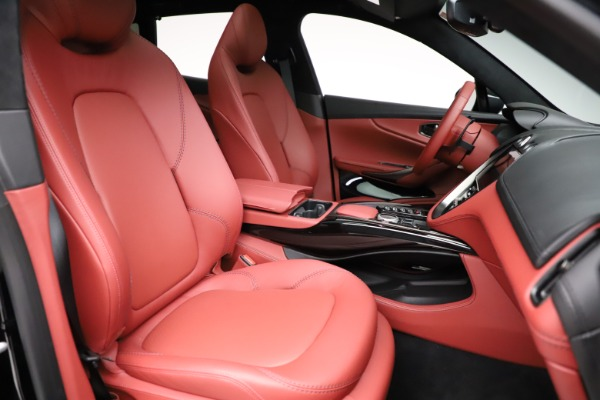 New 2021 Aston Martin DBX for sale $200,986 at Aston Martin of Greenwich in Greenwich CT 06830 21