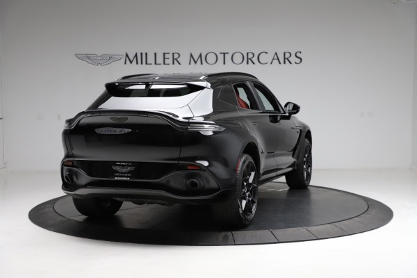 New 2021 Aston Martin DBX SUV for sale $200,986 at Aston Martin of Greenwich in Greenwich CT 06830 6