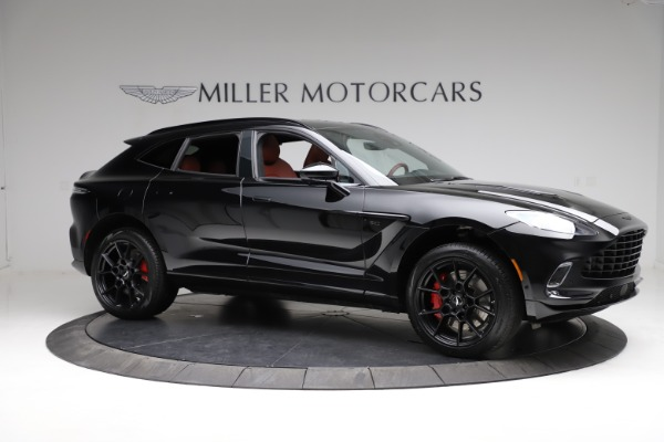 New 2021 Aston Martin DBX for sale $200,986 at Aston Martin of Greenwich in Greenwich CT 06830 9