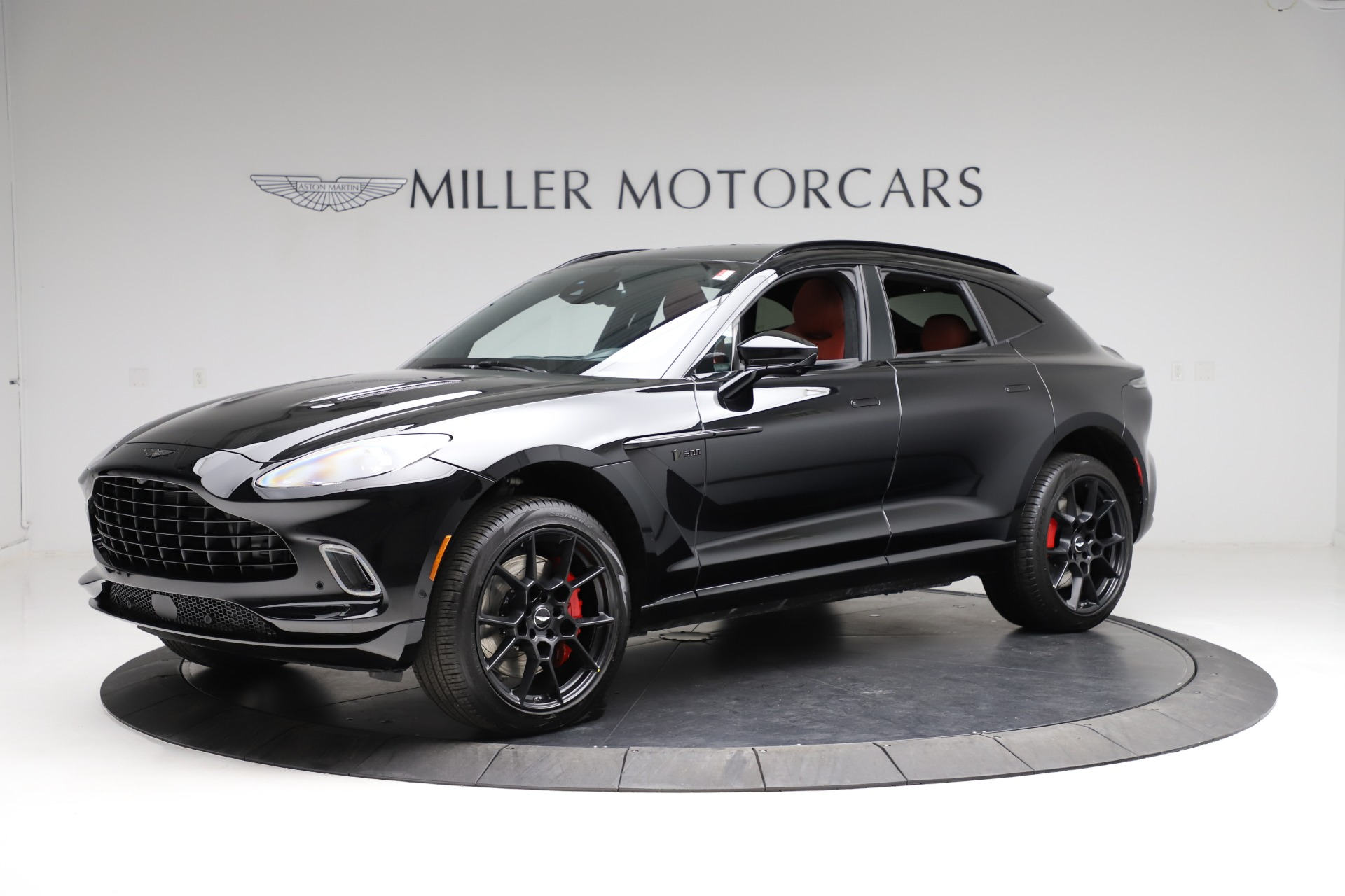 New 2021 Aston Martin DBX for sale $200,986 at Aston Martin of Greenwich in Greenwich CT 06830 1