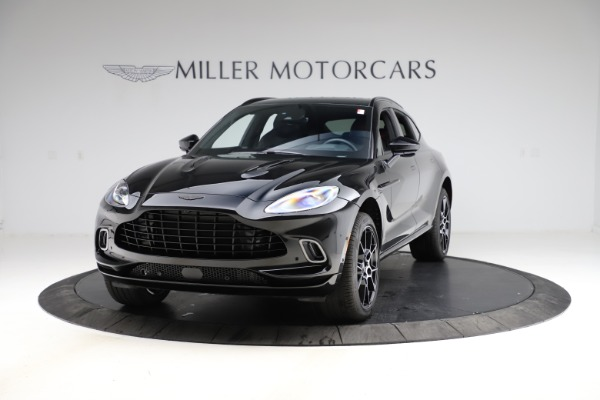 New 2021 Aston Martin DBX for sale $212,686 at Aston Martin of Greenwich in Greenwich CT 06830 12