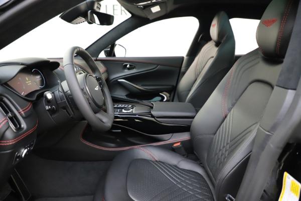 New 2021 Aston Martin DBX SUV for sale $212,686 at Aston Martin of Greenwich in Greenwich CT 06830 13