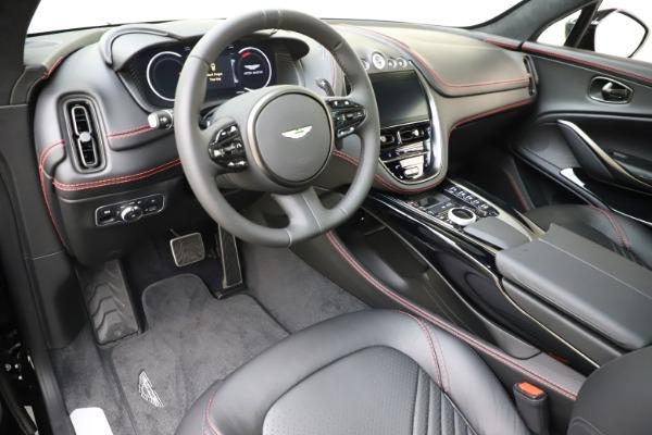 New 2021 Aston Martin DBX SUV for sale $212,686 at Aston Martin of Greenwich in Greenwich CT 06830 14