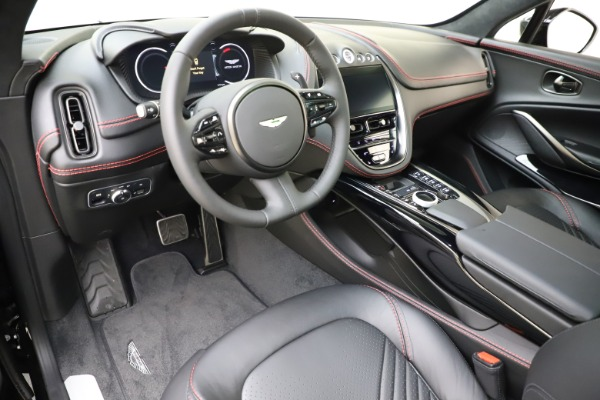 New 2021 Aston Martin DBX for sale $212,686 at Aston Martin of Greenwich in Greenwich CT 06830 14