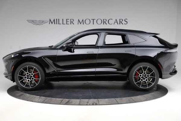New 2021 Aston Martin DBX for sale $212,686 at Aston Martin of Greenwich in Greenwich CT 06830 2