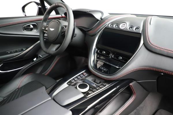 New 2021 Aston Martin DBX SUV for sale $212,686 at Aston Martin of Greenwich in Greenwich CT 06830 20