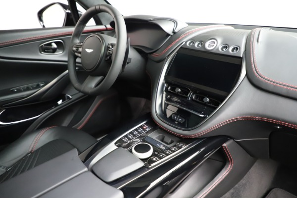 New 2021 Aston Martin DBX for sale $212,686 at Aston Martin of Greenwich in Greenwich CT 06830 20