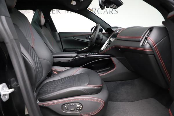 New 2021 Aston Martin DBX SUV for sale $212,686 at Aston Martin of Greenwich in Greenwich CT 06830 21