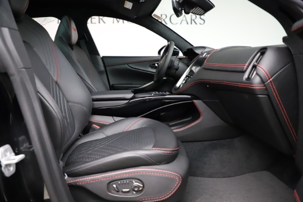 New 2021 Aston Martin DBX for sale $212,686 at Aston Martin of Greenwich in Greenwich CT 06830 21