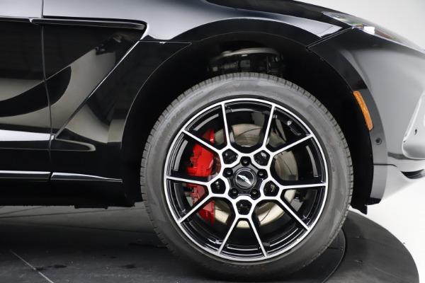 New 2021 Aston Martin DBX SUV for sale $212,686 at Aston Martin of Greenwich in Greenwich CT 06830 25