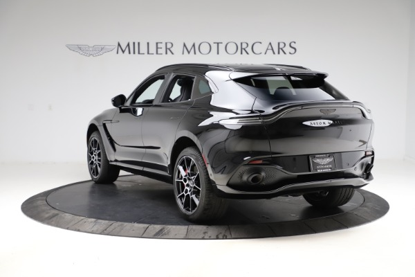 New 2021 Aston Martin DBX for sale $212,686 at Aston Martin of Greenwich in Greenwich CT 06830 4