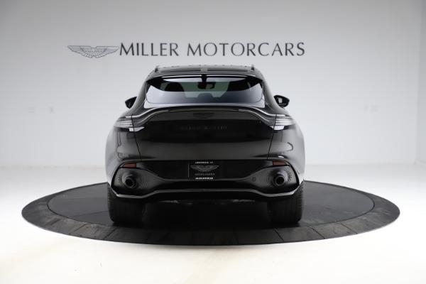 New 2021 Aston Martin DBX SUV for sale $212,686 at Aston Martin of Greenwich in Greenwich CT 06830 5