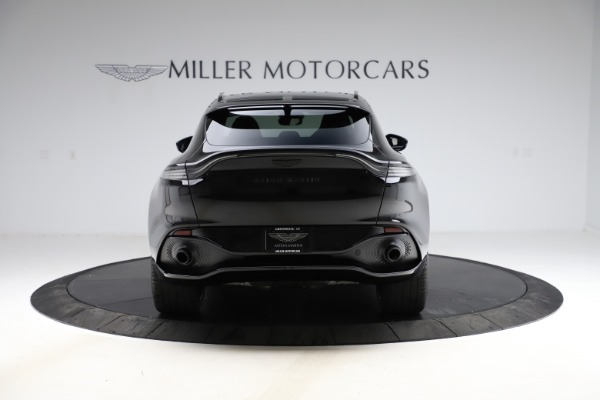 New 2021 Aston Martin DBX for sale $212,686 at Aston Martin of Greenwich in Greenwich CT 06830 5