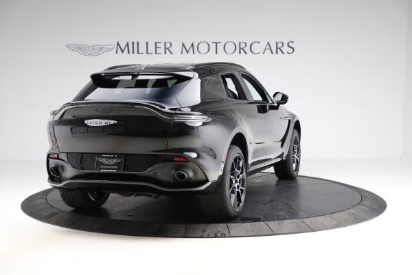 New 2021 Aston Martin DBX SUV for sale $212,686 at Aston Martin of Greenwich in Greenwich CT 06830 6
