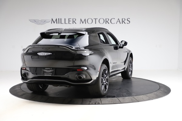 New 2021 Aston Martin DBX for sale $212,686 at Aston Martin of Greenwich in Greenwich CT 06830 6
