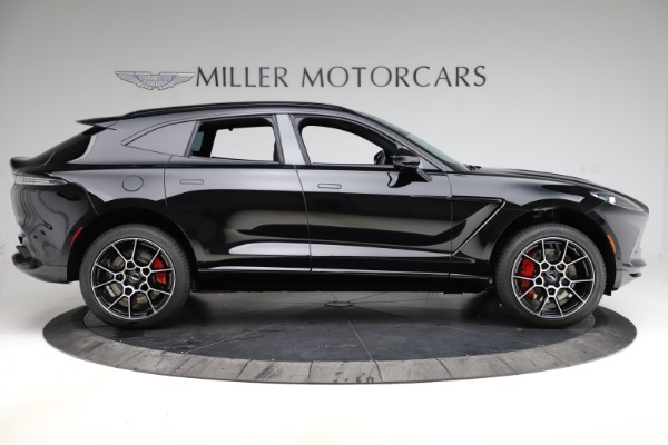 New 2021 Aston Martin DBX for sale $212,686 at Aston Martin of Greenwich in Greenwich CT 06830 8