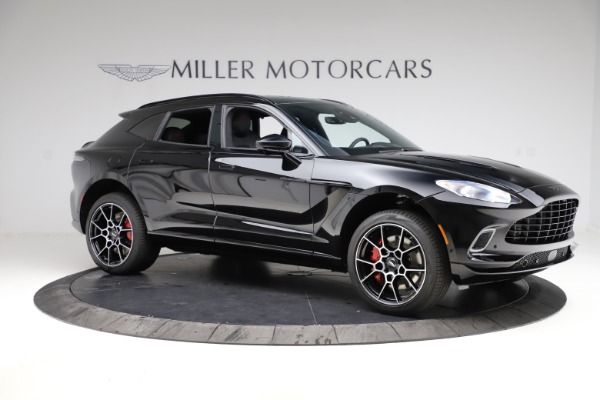 New 2021 Aston Martin DBX for sale $212,686 at Aston Martin of Greenwich in Greenwich CT 06830 9