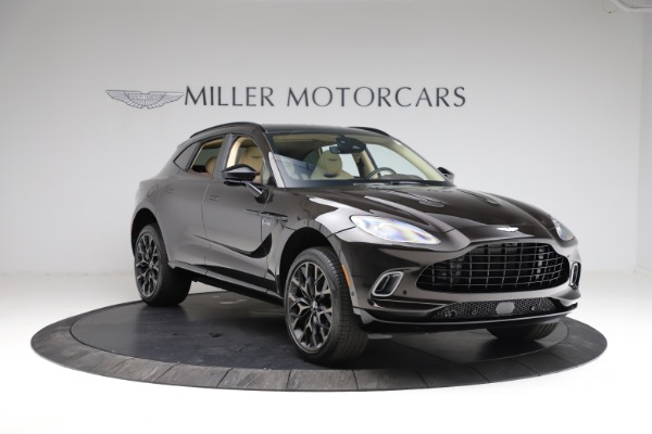 New 2021 Aston Martin DBX for sale $215,386 at Aston Martin of Greenwich in Greenwich CT 06830 10