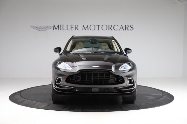 New 2021 Aston Martin DBX for sale $215,386 at Aston Martin of Greenwich in Greenwich CT 06830 11
