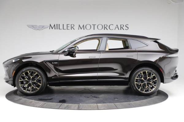 New 2021 Aston Martin DBX SUV for sale $215,386 at Aston Martin of Greenwich in Greenwich CT 06830 2