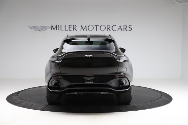 New 2021 Aston Martin DBX SUV for sale $215,386 at Aston Martin of Greenwich in Greenwich CT 06830 5