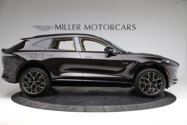 New 2021 Aston Martin DBX for sale $215,386 at Aston Martin of Greenwich in Greenwich CT 06830 8