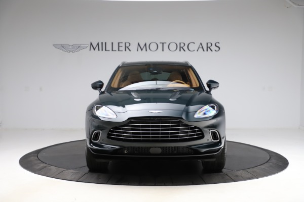 New 2021 Aston Martin DBX SUV for sale $221,386 at Aston Martin of Greenwich in Greenwich CT 06830 10