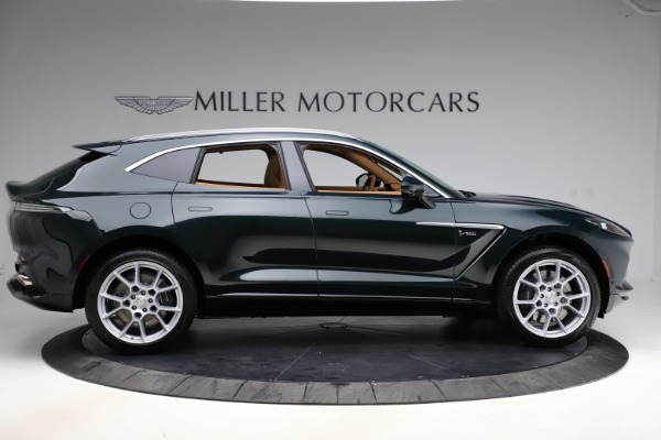 New 2021 Aston Martin DBX SUV for sale $221,386 at Aston Martin of Greenwich in Greenwich CT 06830 8