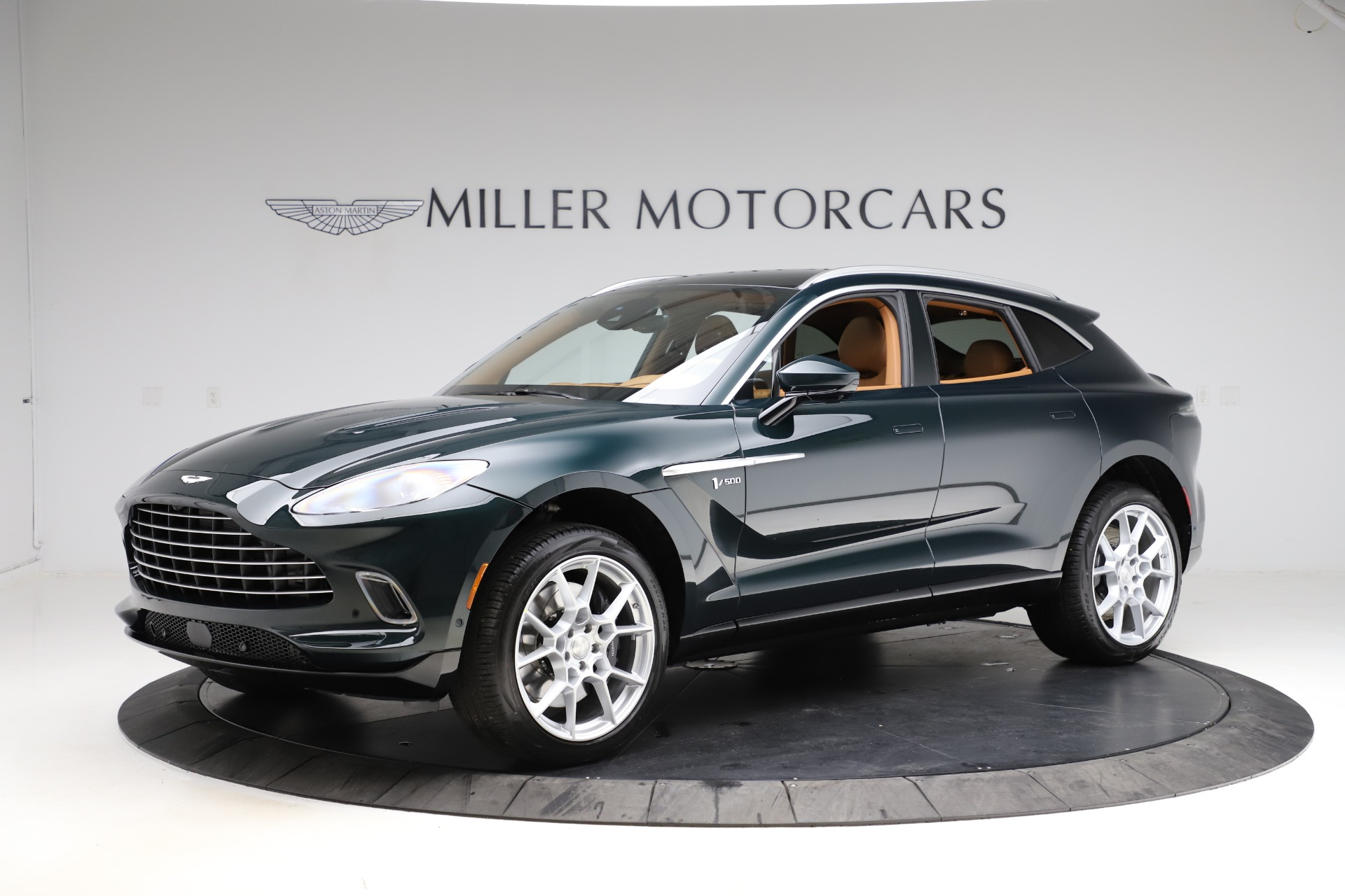 New 2021 Aston Martin DBX SUV for sale $221,386 at Aston Martin of Greenwich in Greenwich CT 06830 1