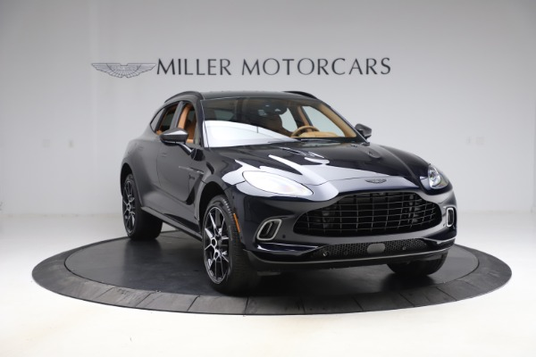 New 2021 Aston Martin DBX for sale $264,386 at Aston Martin of Greenwich in Greenwich CT 06830 10