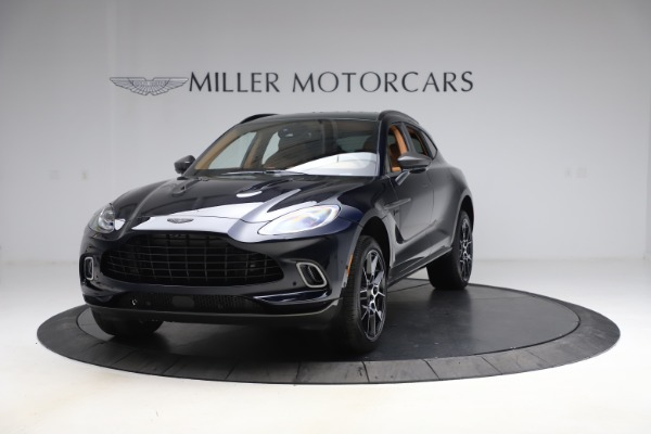 New 2021 Aston Martin DBX for sale $264,386 at Aston Martin of Greenwich in Greenwich CT 06830 12