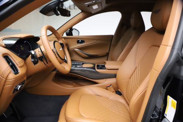 New 2021 Aston Martin DBX for sale $264,386 at Aston Martin of Greenwich in Greenwich CT 06830 13