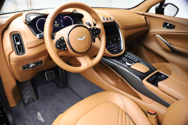 New 2021 Aston Martin DBX for sale $264,386 at Aston Martin of Greenwich in Greenwich CT 06830 14