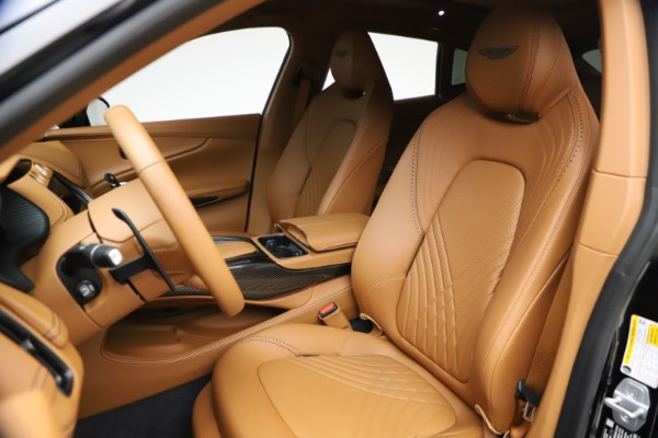 New 2021 Aston Martin DBX for sale $264,386 at Aston Martin of Greenwich in Greenwich CT 06830 15
