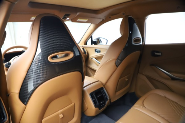 New 2021 Aston Martin DBX for sale $264,386 at Aston Martin of Greenwich in Greenwich CT 06830 18