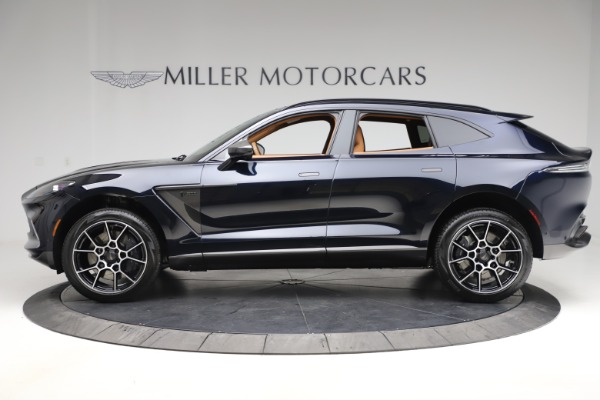 New 2021 Aston Martin DBX for sale $264,386 at Aston Martin of Greenwich in Greenwich CT 06830 2