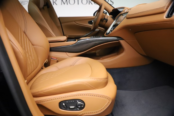 New 2021 Aston Martin DBX SUV for sale $264,386 at Aston Martin of Greenwich in Greenwich CT 06830 22