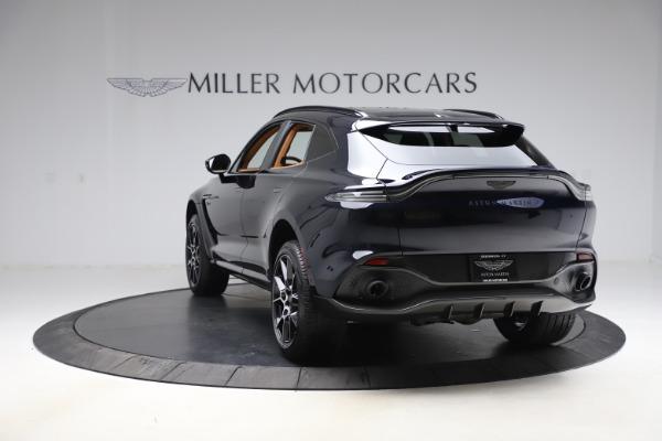 New 2021 Aston Martin DBX SUV for sale $264,386 at Aston Martin of Greenwich in Greenwich CT 06830 4