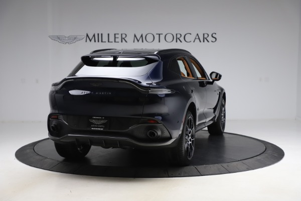 New 2021 Aston Martin DBX for sale $264,386 at Aston Martin of Greenwich in Greenwich CT 06830 6