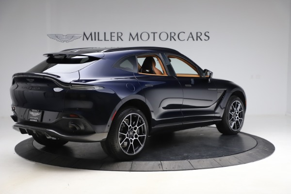 New 2021 Aston Martin DBX for sale $264,386 at Aston Martin of Greenwich in Greenwich CT 06830 7