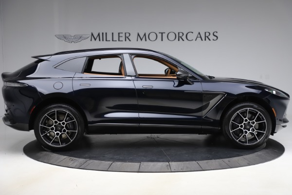 New 2021 Aston Martin DBX for sale $264,386 at Aston Martin of Greenwich in Greenwich CT 06830 8