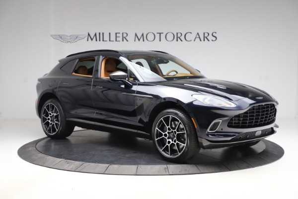 New 2021 Aston Martin DBX for sale $264,386 at Aston Martin of Greenwich in Greenwich CT 06830 9
