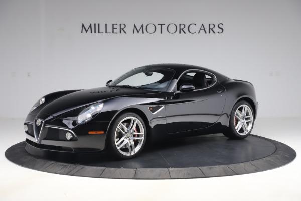 Used 2008 Alfa Romeo 8C Competizione for sale $339,900 at Aston Martin of Greenwich in Greenwich CT 06830 2