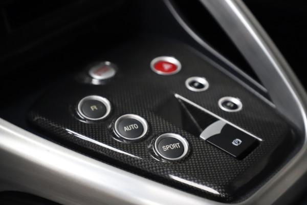 Used 2008 Alfa Romeo 8C Competizione for sale $339,900 at Aston Martin of Greenwich in Greenwich CT 06830 22
