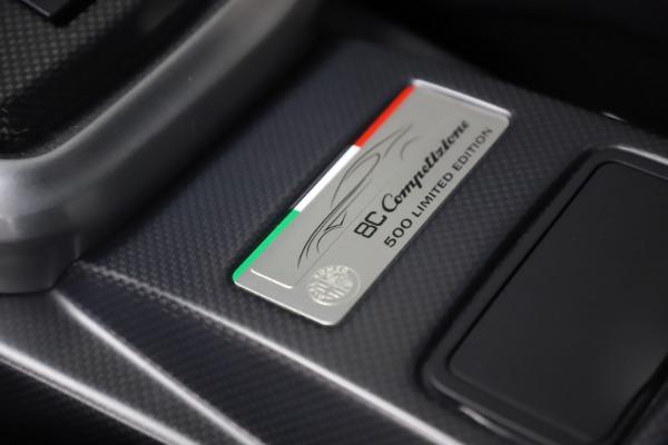 Used 2008 Alfa Romeo 8C Competizione for sale $339,900 at Aston Martin of Greenwich in Greenwich CT 06830 24