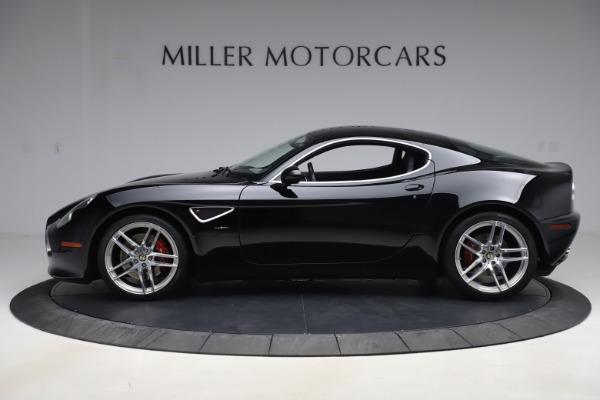 Used 2008 Alfa Romeo 8C Competizione for sale $339,900 at Aston Martin of Greenwich in Greenwich CT 06830 3