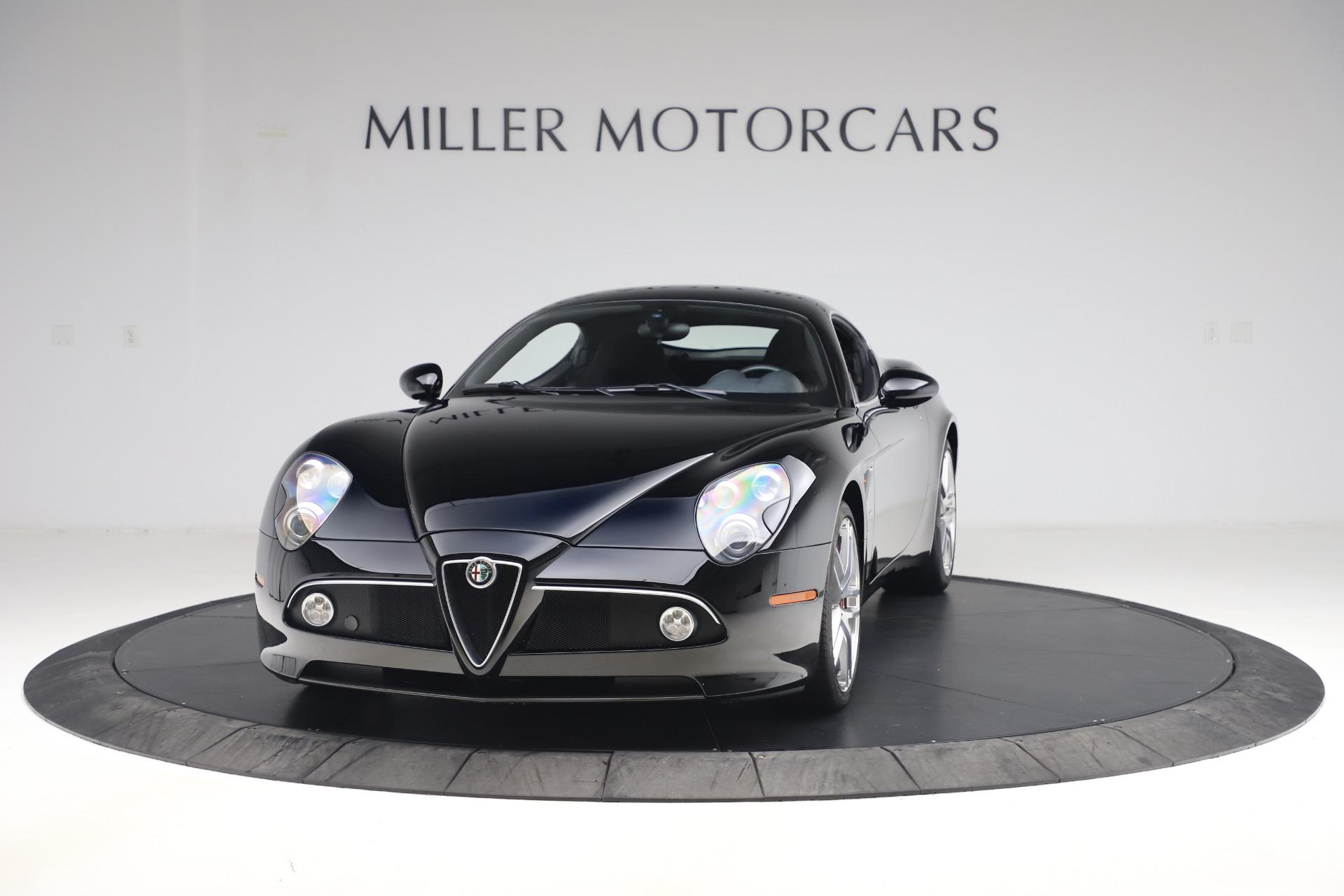Used 2008 Alfa Romeo 8C Competizione for sale $339,900 at Aston Martin of Greenwich in Greenwich CT 06830 1