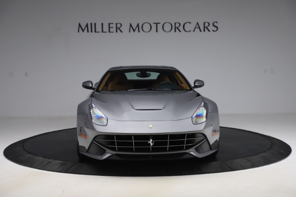Used 2017 Ferrari F12 Berlinetta for sale $269,900 at Aston Martin of Greenwich in Greenwich CT 06830 12