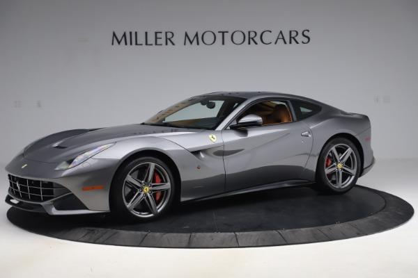 Used 2017 Ferrari F12 Berlinetta for sale $269,900 at Aston Martin of Greenwich in Greenwich CT 06830 2
