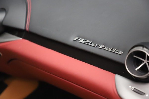 Used 2017 Ferrari F12 Berlinetta for sale $269,900 at Aston Martin of Greenwich in Greenwich CT 06830 25